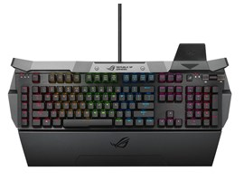 ASUS ROG GK2000 Horus RGB Mechanical Gaming Keyboard with Cherry MX Red Switches (UK)