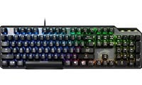MSI VIGOR GK50 Elite Mechanical Gaming Keyboard with Kailh White Switches, UK Layout
