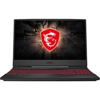 MSI GL65 9SE 15.6 Gaming Laptop - Core i7 2.6GHz, 16GB RAM, 1TB