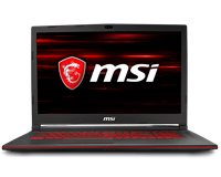 MSI GL73 8RD 17.3 Laptop - Core i7 2.3GHz, 8GB, 1TB, Windows 10