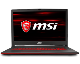 "MSI GL73 8RD 17.3"" 8GB 1TB Core i7 Laptop"