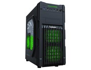 Game Max GM-One Black Gaming Midi Tower Case