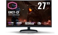Cooler Master GM27-CF 27 inch LED Gaming Curved Monitor - Full HD
