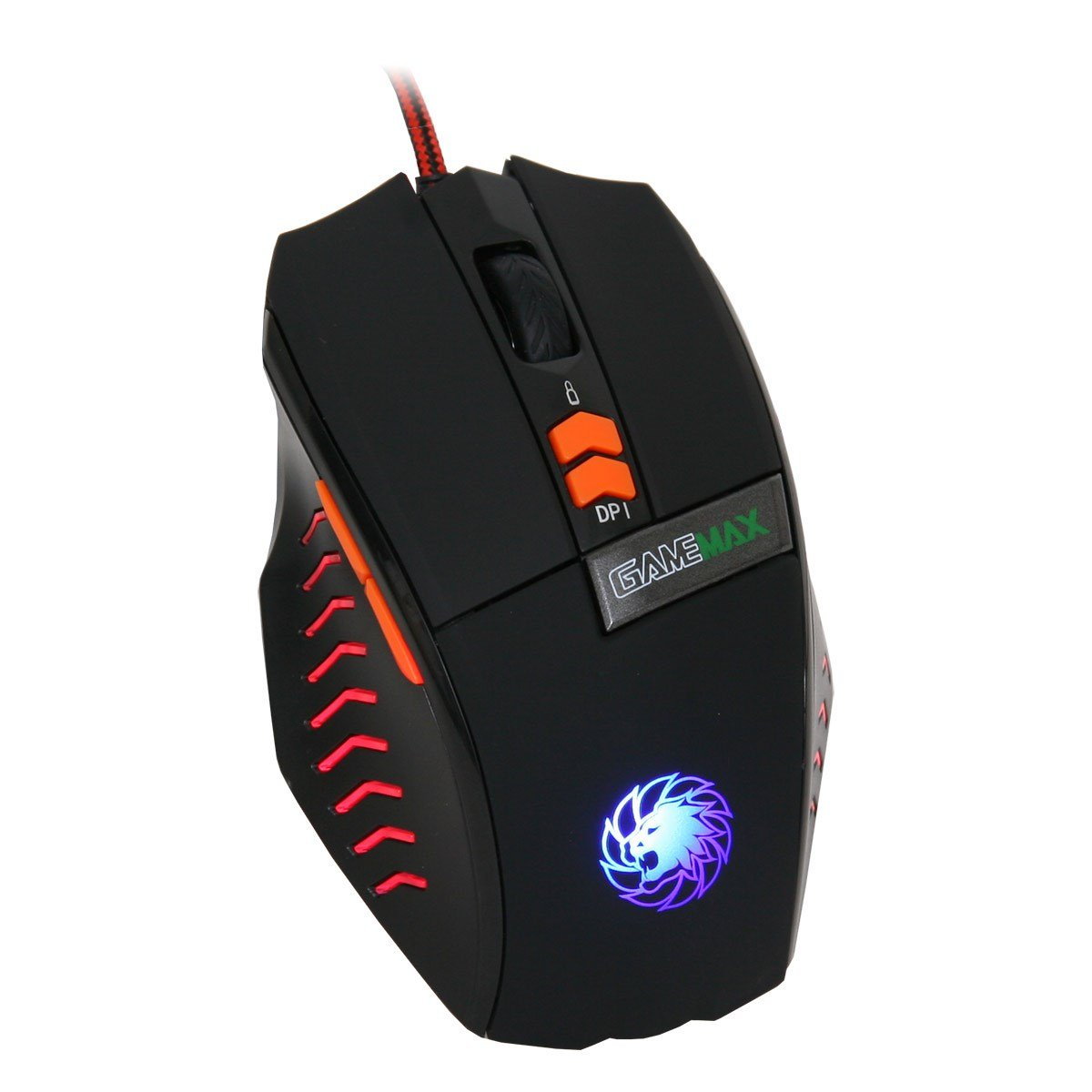 Redragon M990 Usb Wired Gaming Mouse Led Rgb Spectrum ...
