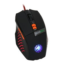 Game Max Hurricane Wired Programable Gaming Mouse