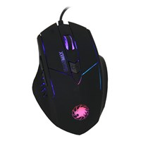 Game Max Tornado Gaming Mouse with 7 Colour LED