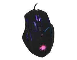 GameMax Tornado Gaming Mouse with 7 Colour LED