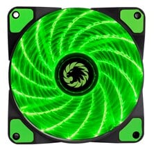 Game Max Storm Force (120mm) Green LED Chassis Fan