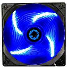 Game Max Sirocco (120mm) Blue LED Chassis Fan