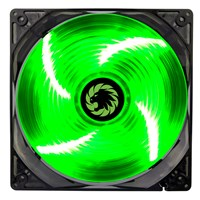 Game Max Sirocco (120mm) Green LED Chassis Fan