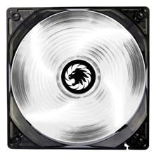 Game Max Sirocco (120mm) White LED Chassis Fan