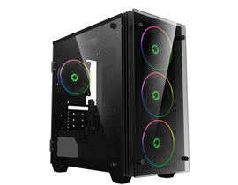 GameMax Stratos Mini Mid Tower Gaming Case