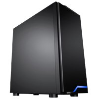 GameMax Ghost Mid Tower Gaming Case - Black USB 3.0