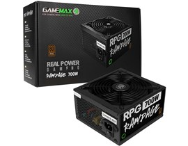 GameMax RPG Rampage 700W 80+ Bronze PSU