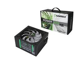 GameMax GP500 500W 80+ Bronze PSU