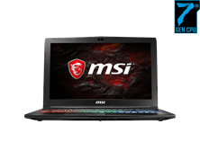 "MSI GP62MVR 7RFX Leopard Pro 15.6"" Gaming Laptop"