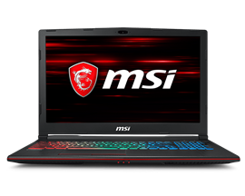 "MSI GP63 Leopard 8RE 15.6"" 16GB 1TB Core i7 Laptop"