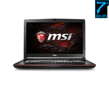 "MSI GP72 7RE Leopard Pro 17.3"" 16GB Gaming Laptop"