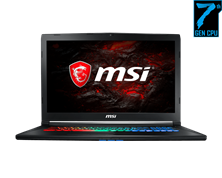 "MSI GP72MVR 7RFX Leopard Pro 17.3"" Gaming Laptop"
