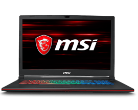 "MSI GP73 Leopard 8RE 17.3"" Core i7 Gaming Laptop"