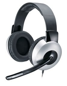 Genius HS-05A Over-Ear Headset