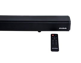 AVerMedia GS331 SonicBlast Stereo Gaming Sound Bar