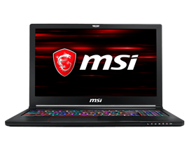 "MSI GS63 Stealth 8RE 15.6"" 16GB 1TB Core i7 Laptop"