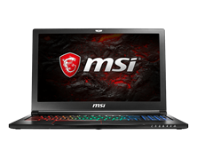 "MSI GS63VR 7RF Stealth Pro 4K 15.6"" Gaming Laptop"