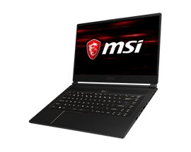 "MSI GS65 Stealth Thin 8RE 15.6"" Core i7 Laptop"