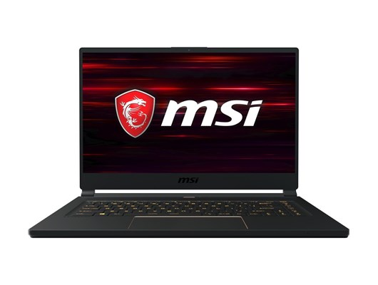 "MSI GS65 Stealth 8SSF 15.6"" Core i7 Gaming Laptop"