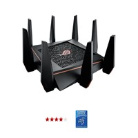 ASUS ROG GT-AC5300 AI MESH Tri-band Gaming Router 8-port Wireless