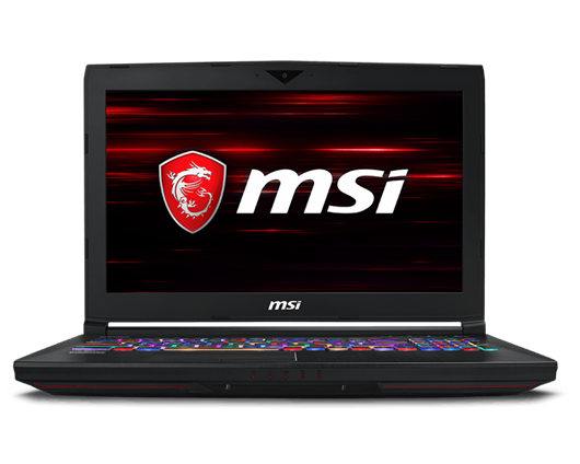 "MSI GT63 Titan 8RF  15.6"" 16GB 1TB Core i7 Laptop"