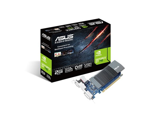 ASUS GeForce GT 710 2GB GPU