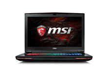 "MSI GT72VR 6RE Dominator Pro 17.3"" Gaming Laptop"