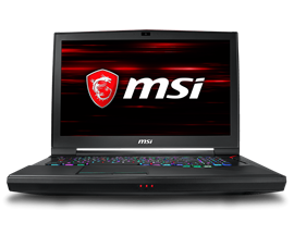 "MSI GT75 Titan 8RG 17.3"" 32GB 1TB Core i9 Laptop"