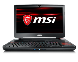 "MSI GT83 Titan 8RG 18.4"" 32GB 1TB Core i7 Laptop"
