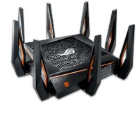ASUS ROG Rapture GT-AX11000 0-port Wireless Cable Router with USB