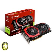 MSI GeForce GTX 1060 6GB GAMING X Boost Graphics Card