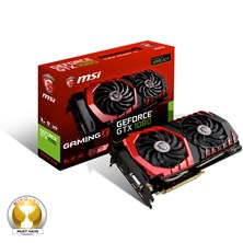 MSI GeForce GTX 1080 GAMING X 8GB Graphics Card