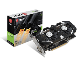 MSI GeForce GTX 1050 2GB Graphics Card