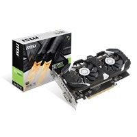 MSI GeForce GTX 1050 Ti 4GB Boost Graphics Card