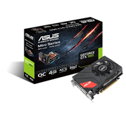 ASUS NVIDIA GeForce GTX 960 Mini 4GB OC Graphics Card