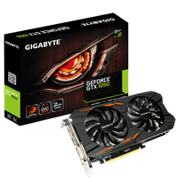 Gigabyte GeForce GTX 1050 2GB Windforce Boost Graphics Card