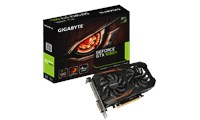 Gigabyte GeForce GTX 1050 Ti OC (4GB) Graphics Card PCI-E DisplayPort/HDMI/Dual-Link DVI-D *Open Box*