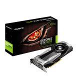 Gigabyte GeForce GTX 1070 Founders Edition (8GB) Graphics Card PCI Express 3.0 DisplayPort/HDMI/DVI-D