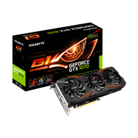 Gigabyte GeForce GTX 1070 8GB G1 Gaming Boost Graphics Card