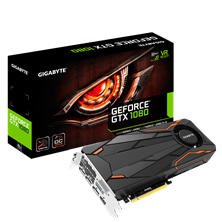 Gigabyte GeForce GTX 1080 Turbo 8GB Graphics Card