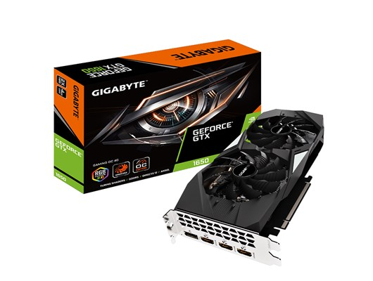 Gigabyte GeForce GTX 1650 GAMING 4GB Graphics Card