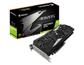 Gigabyte GeForce GTX 1660 Ti Aorus 6GB