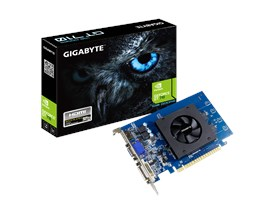 Gigabyte GeForce GT 710 1GB Graphics Card